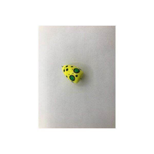 Popla Popper gelb,30mm