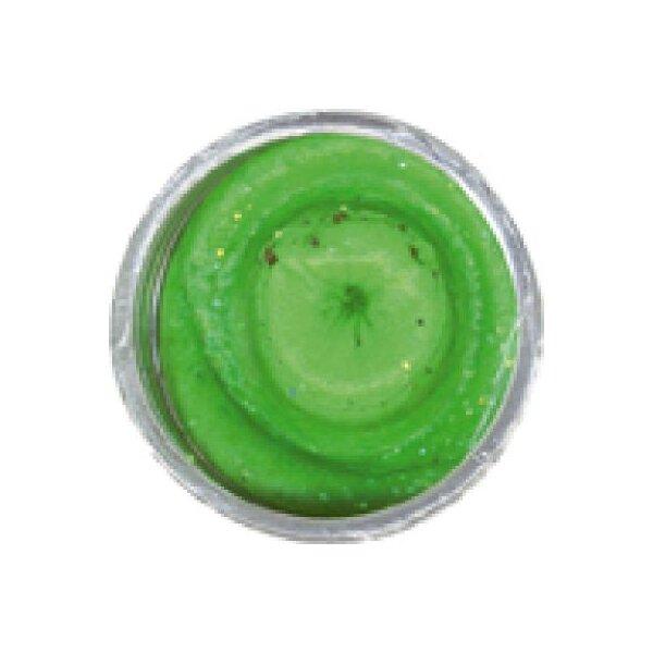 Berkley PowerBait Spring Green Garlic Glitter 50g