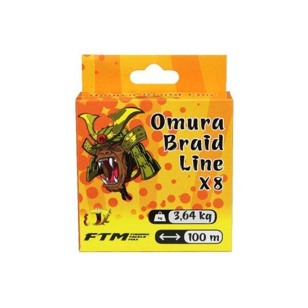 FTM Omura Braid Line X8 3,64Kg