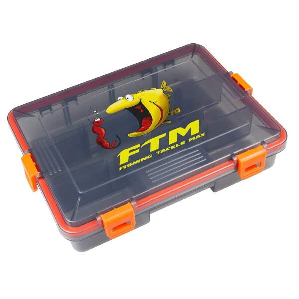 FTM Kleinteilebox mit Gummidichtung Gr. M