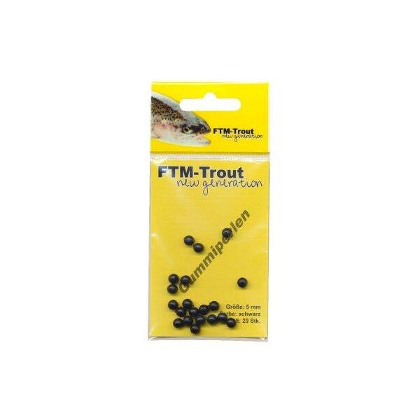 FTM Gummiperlen 6mm