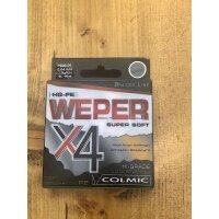 Colmic Weper 4X  0,04mm/2,3kg/92m/grey