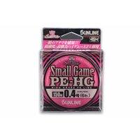 Sunline SaltiMate Small Game PE-HG 6lb 2,9kg pink 150m