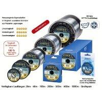STROFT GTM Vorfachschnur 25m 0.16mm