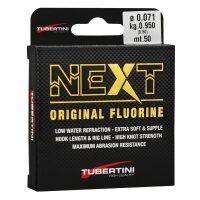 Tubertini Next Fluorine 50m 0.168mm