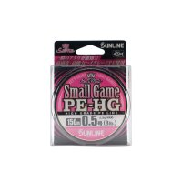 Sunline SaltiMate Small Game PE-HG 8lb. 3,3kg pink 150m