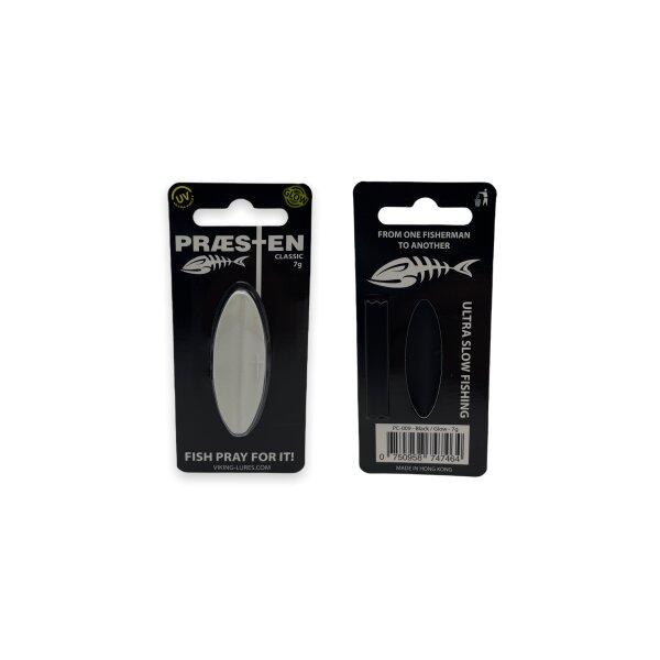 PRAESTEN CLASSIC 7G BLACK / WHITE GLOW